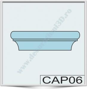 Capete de stalpi CAP06