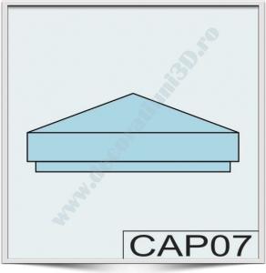 Capete de stalpi CAP07