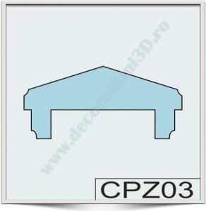 Capete de zid CPZ03