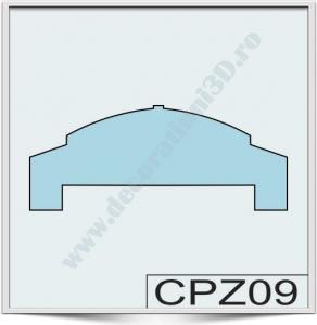 Capete de zid CPZ09