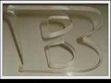 Litere Volumetrice Plexiglas (2)