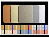 Materiale Gravare CNC - Aluminiu Compozit