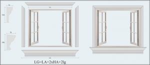 Montaj decoratiuni 1
