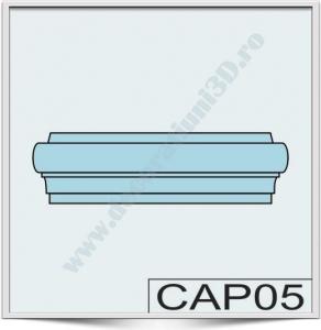 Capete de stalpi CAP05
