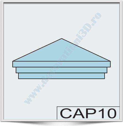 Capete de stalpi CAP10