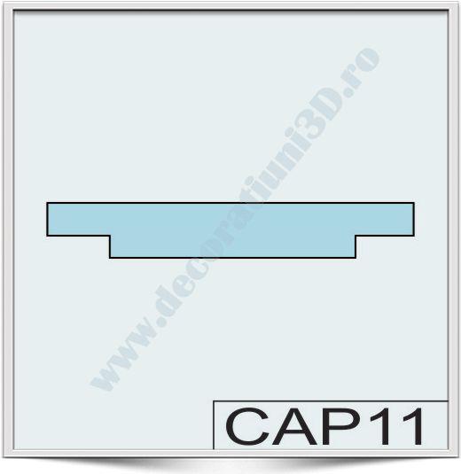 Capete de stalpi CAP11