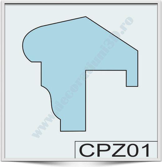 Capete de zid CPZ01
