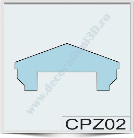 Capete de zid CPZ02