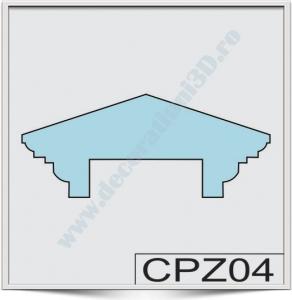 Capete de zid CPZ04