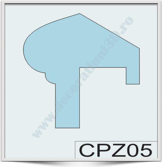 Capete de zid CPZ05