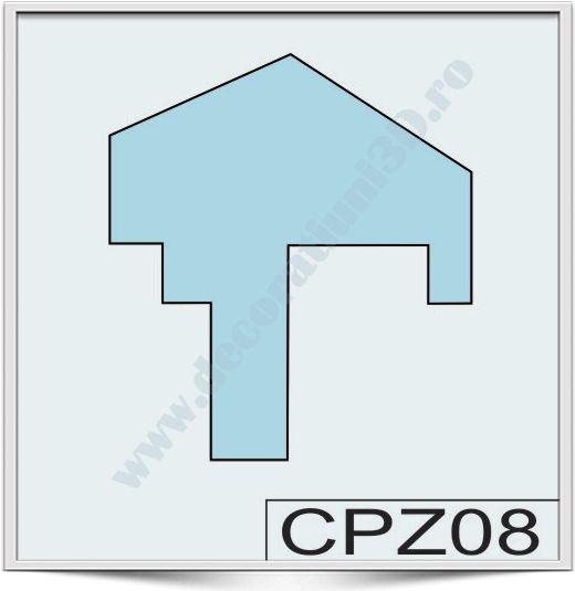 Capete de zid CPZ08