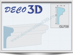 Glafuri decorative din polistiren (9)